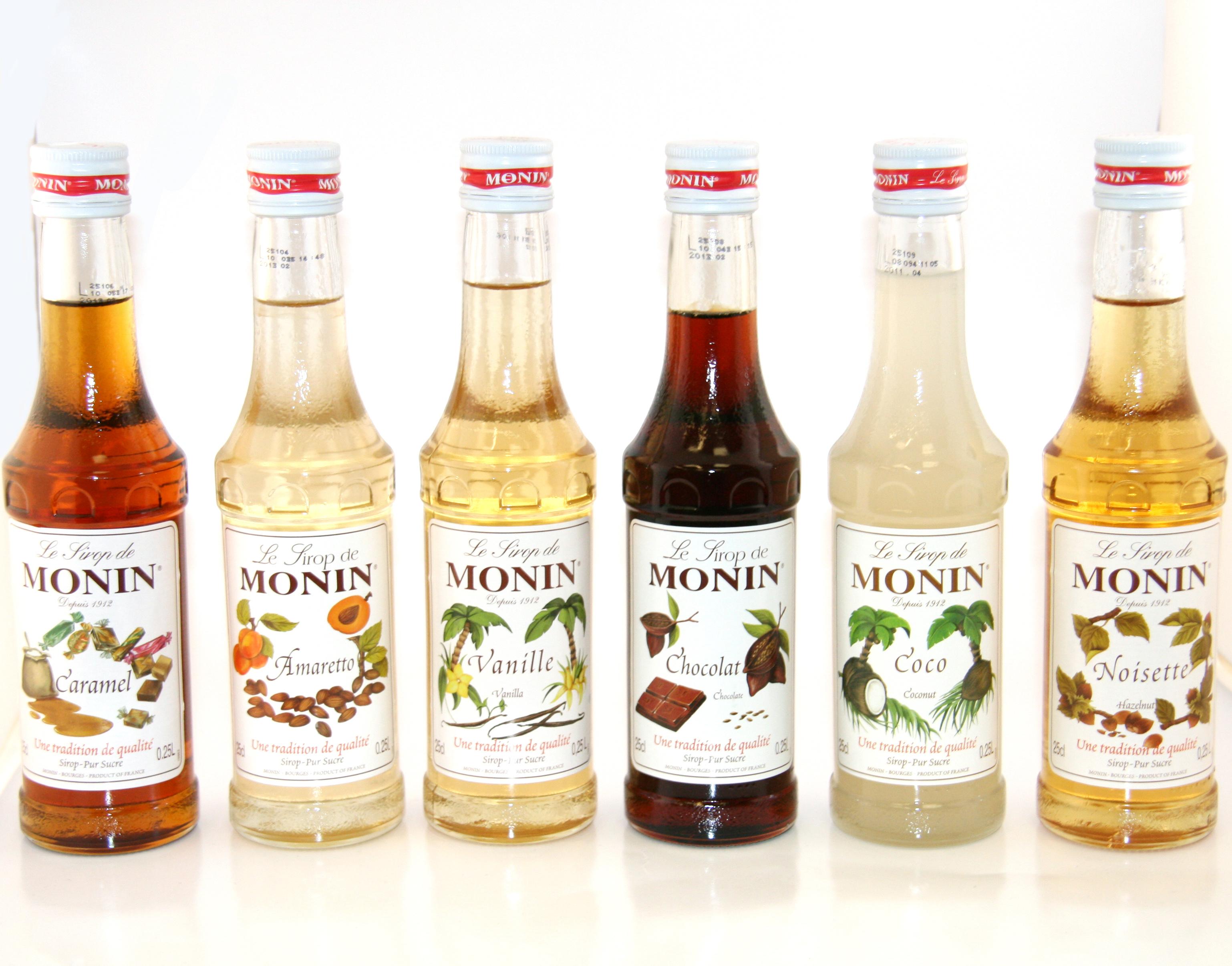 Monin shot