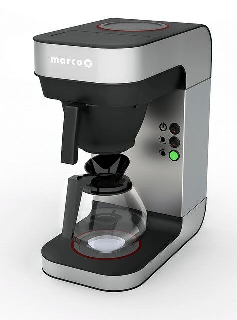 Marco bru filter coffee brewer preview