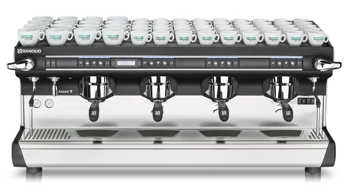 Rancilio classe 9 usb 4 group preview