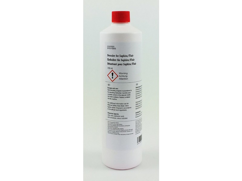 Product standard franke decalcification liquid 700ml