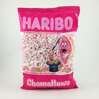 Grid square haribo mini marshmallows 1kg photo 1