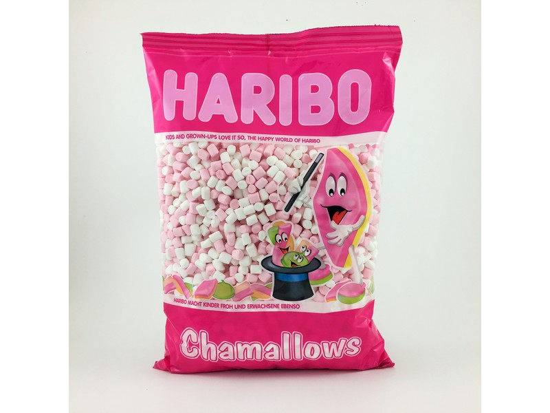 Product standard haribo mini marshmallows 1kg photo 1
