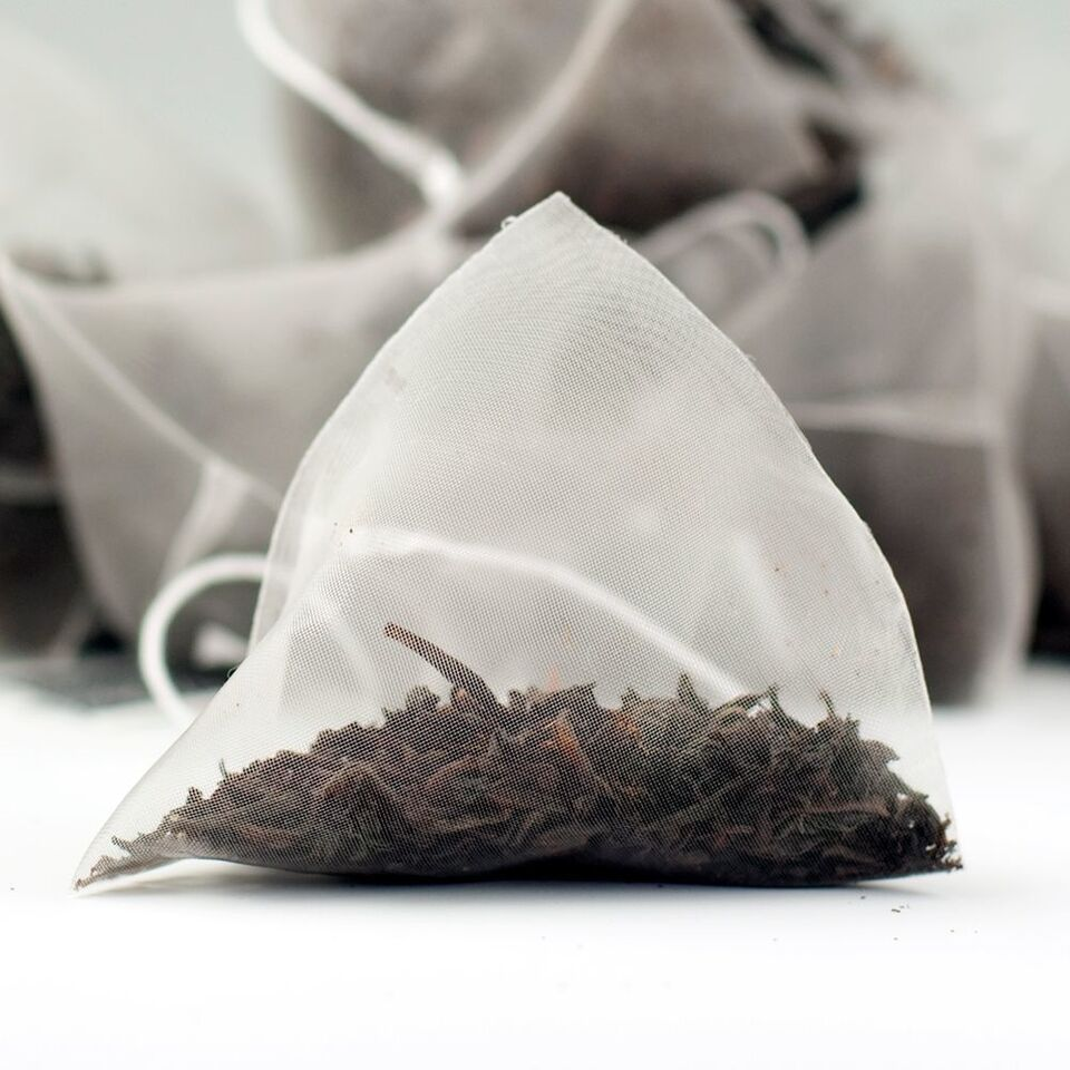 Decaffeinated english breakfast pyramid teabags preview