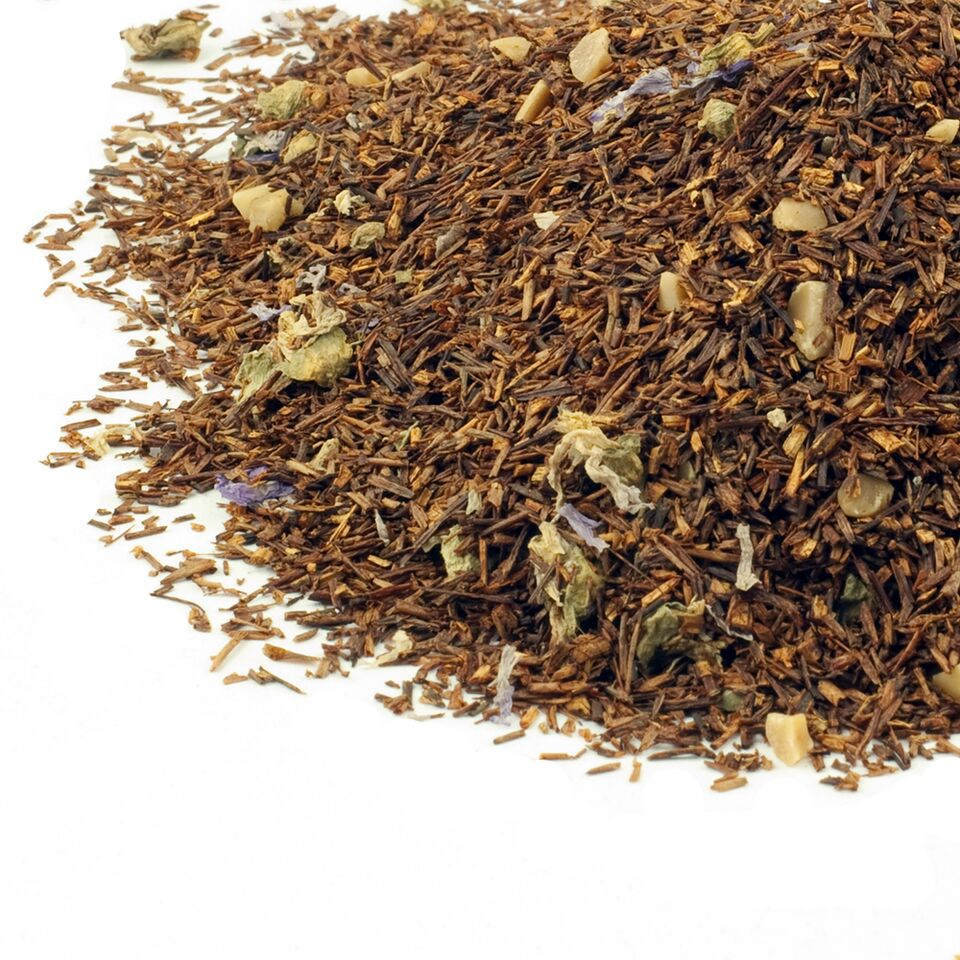 Loose leaf almond cherry rooibos tea preview