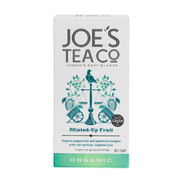 Grid square minted up fruit front retail front of pack   joe s tea co.   cut out high res