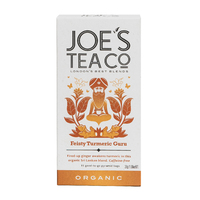 Grid square feisty turmeric guru front retail front of pack   joe s tea co.   cut out high res