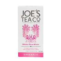 Grid square whiter than white front retail front of pack   joe s tea co.   cut out high res