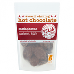 Kokoa Collection 82% Madagascar Hot Chocolate Tablets (210g x 6)