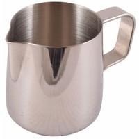 Grid square foaming jug 5 oz 150ml straight sides